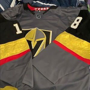 James Neal golden Knights Vegas Jersey